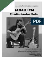 Poster 1 Elladio Jardas Solo