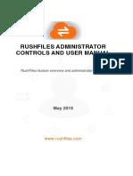 RushFilesFeaturesAndUserManual
