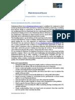 MaintainanceHouse_Job Description.pdf