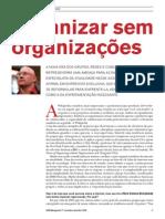 Organizar sem Organizações | Entrevista Clay Shirky (HSM Management)