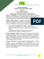 ESTATUTO ORGANICO MISKI JAKAÑA 2020.docx