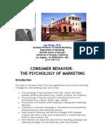 consumer behaviour.doc