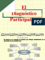 Elaboración del Diagnóstico Participativo