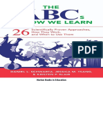The ABCs of How We Learn_ 26 Sc - Daniel L. Schwartz