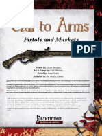 Call to Arms - Pistols and Muskets