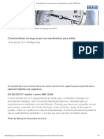 Características de segurança nos manômetros para solda - WIKA blog