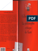 Gilles Deleuze - LA Philosophie Critique De Kant (2004, Imprint unknown).pdf