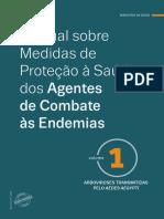 Manual sobre Medidas de Proteção à Saúde
