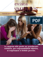 REVISTA INMEXIUS. Año III, No. 31. JULIO 2019
