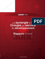 LA SYNERGIE GROUPE COSIDER 2013