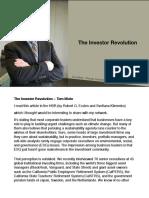 Investor Revolution - Tom Miele
