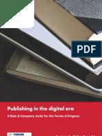 FORUM D´AVIGNON 2010 Publishing in the Digital Era