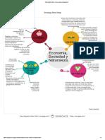 4)Mapa mental de economia, sociedad y naturaleza