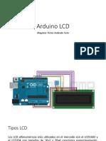 Arduino LCD Display