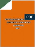 PLAN DE ESTUDIO CIENCIAS NATURALES DOLLY