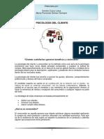 LA PSICOLOGIA DE LOS CLIENTES