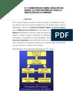 REFLEXIONES Y COMENTARIOS SOBRE CREACION DE EMPLEOS EN BOLIVIA.doc