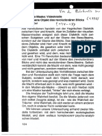 Weibel - MEDIEN ALS MASKE