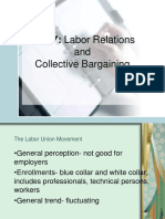Unit 7 Labor Relations and Collective Bargaining