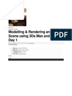 3ds max Tutorial