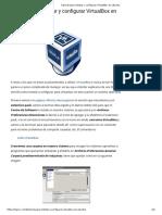 Tutorial para instalar y configurar VirtualBox en Ubuntu.pdf