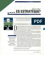 10 PORTER Que es estrategia(1)