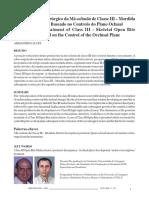 Articulo Clase III - Dr. Roberto