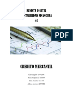 Crédito Mercantil Adquirido