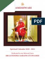 Kameshwari - Calendar -2020-21 Final