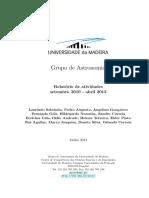 Gauma2013 relatorio de pesquisa astronomia.UFRJ