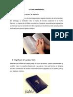 trabajo LITERATURA HEBRÉA.docx