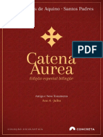 Catena Áurea- Ano A (Julho)