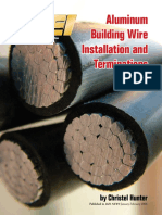 Aluminum Building Wire Installation and Terminations
