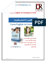 Learn English via Listening-Level 1-PDF