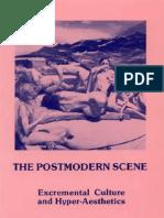 The Postmodern Scene
