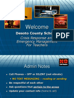 DCS EM Teacher Trng