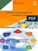 Sistema Internacional de Unidades (SI) TEMA 2 curso virtual