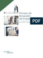 _Proceso de Búsqueda de Empleo - Webinar Manual