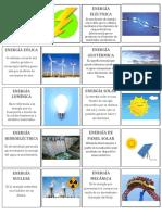 Material (Energía) 6° primaria