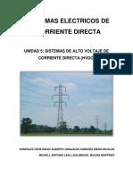 UNIDAD 5 SISTEMAS DE ALTO VOLTAJE DE CORRIENTE DIRECTA.docx