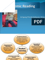 Academic reading PSPD 2013