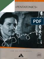 Jerry Bergonzi Vol 2 Pentatonics