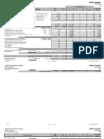 Bellfort Academy/Houston ISD consolidation budget