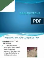 ARBLDGTECH3 REVISED ARBLDGTECH3 LECTURE
