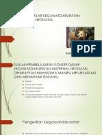 KONSEP DASAR KEGAWATDARURATAN MATERNAL NEONATAL.pptx