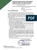 Pelaksanaan Musrenbang Pekon dan Kecamatan 2020
