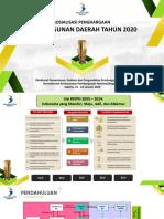 1. Paparan Pembuka dan Umum PPD 2020