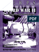 Weird War II - Secret Weapons And Twisted History