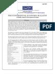 Economic Bulletin - April 2004