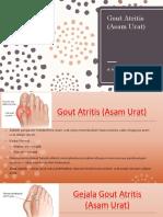 Gout Atritis (Asam Urat),Osteoatritis_MUTIAH